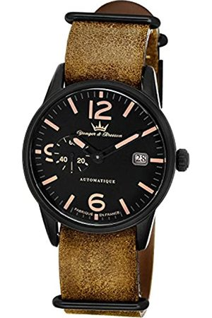 YONGER&BRESSON Automatique Men's Watch YBH 1008-SN04