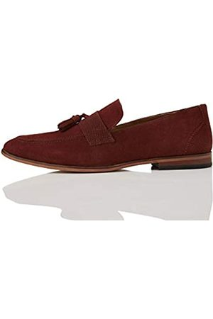 find. Amazon Brand - Men's Loafer, Rot (Burgundy)