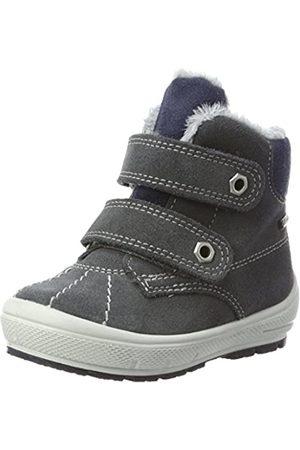 Superfit Boys' Groovy Snow Boots, (Stone Kombi 06)