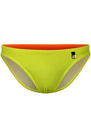 Hom Men's - Swim Micro Briefs 'Sunlight' - Stylish Swim Trunks - - XL