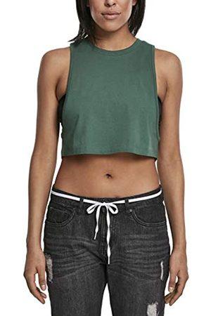 Urban classics Women's Ladies Short Loose Tank Top Vest
