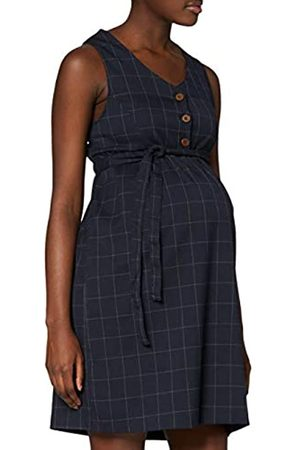 Mama Licious Women's Mlcardif S/l Woven Abk Dress