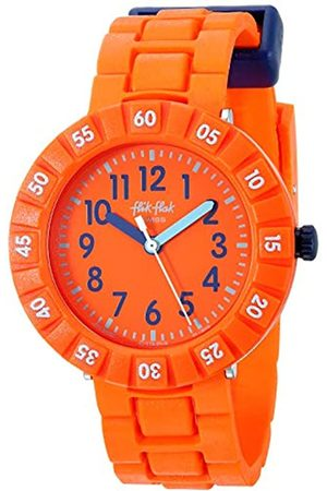 Flik Flak Boys Analogue Quartz Watch with Plastic Strap FCSP087