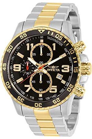 INVICTA 14876 Specialty Men's Wrist Watch Stainless Steel Quartz Dial