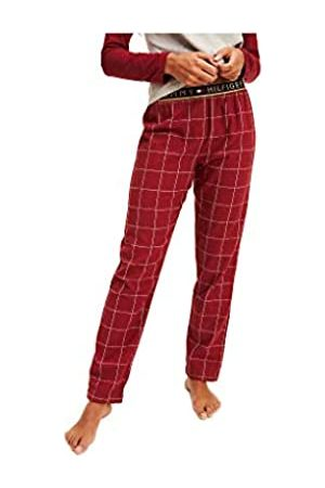 Tommy Hilfiger Women's Flannel Pant Check Thong