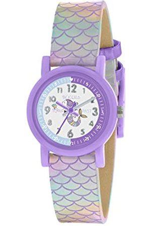 Tikkers Unisex Child Analogue Classic Quartz Watch with PU Strap ATK1035