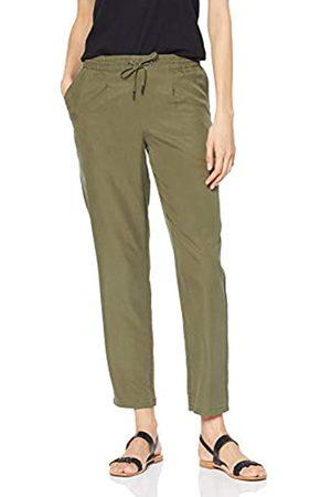 Tommy Jeans Women's TJW Fluid Jog Pant Sports, (Burnt Olive 398)