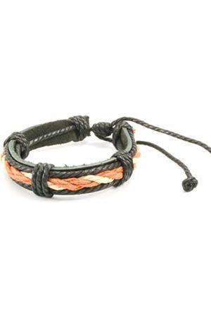 CORED Q408 Surfer Bracelet Leather Adjustable Size
