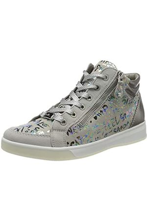 ARA Women's ROM Hi-Top Trainers, (Sasso-Multi,Zinn 07)