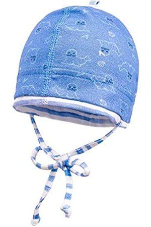 maximo Baby Boys Mütze, Jersey Bedruckt, Bindeband Hat