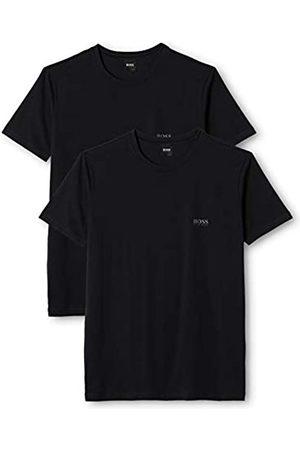 HUGO BOSS Hugo Men's T-shirt Rn 2p Co/el T-Shirt ( 001)