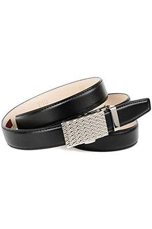 Anthoni Crown Women's Ledergürtel Belt