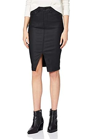 New Look Women's Coated Pencil Skirt Felicity