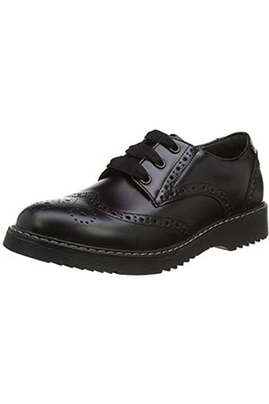 Start Rite Girls' Angry Angels Impulsive II Brogues, (Black_7)