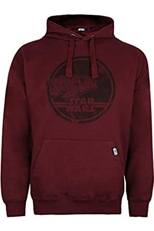 STAR WARS Men's Millenium Badge Hoodie