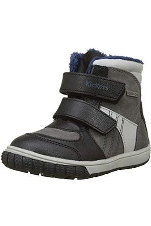 Kickers Baby Boys' Sitrouille WPF Boots, (Noir 8)