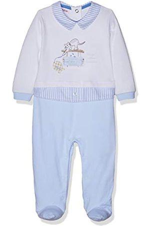 Brums Baby Boys Tutina Interlock Con Finta Camicia Playsuit