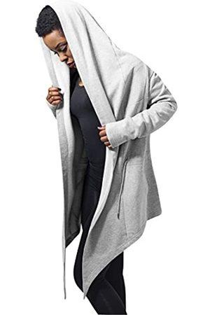 Urban Classics Women's Ladies Hooded Sweat Cardigan Cape