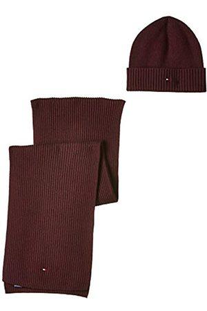 Tommy Hilfiger Men's Pima Cotton Scarf & Beanie Gp Scarf & Hat