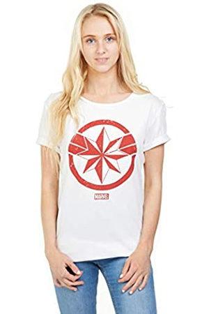 Marvel Women's Avengers Captain T-Shirt