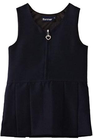 Blue Max Banner Girl's Lynton Sleeveless Pleated School Dress