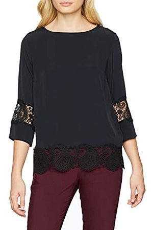 Dorothy Perkins Women's Lace Hem top Blouse