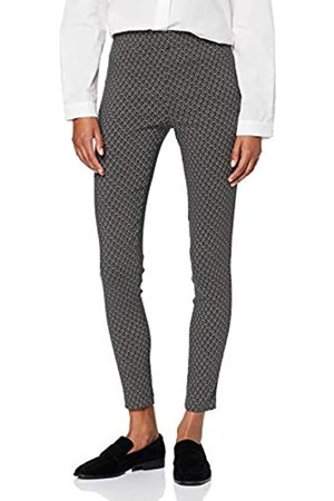 Dorothy Perkins Women's Square Geo Skinny Tr Trousers