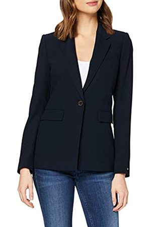 Tommy Hilfiger Women's TH ESS Poly Twill SB Blazer Suit Jacket