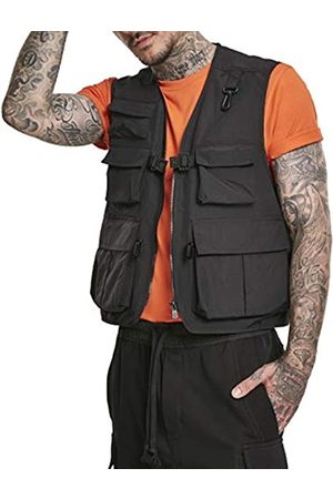 Urban classics Men's Weste Tactical Vest Jacket