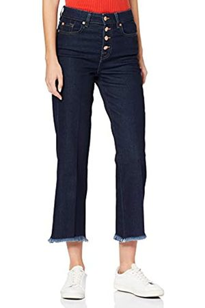 7 for all Mankind Women's Hw Vintage Cropped Boot Bootcut Jeans