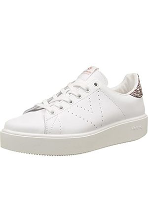 Victoria Deportivo Piel Unisex Adults' Low-Top Trainers, (Rosa 42)