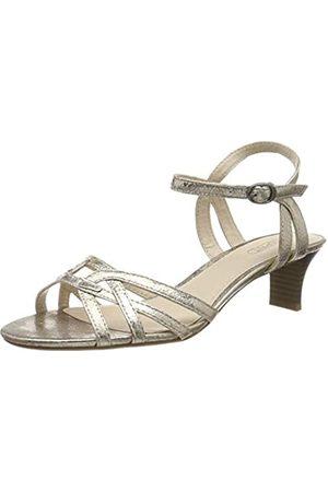 ESPRIT Women's Birkin Ankle Strap Sandals, (Skin 280)