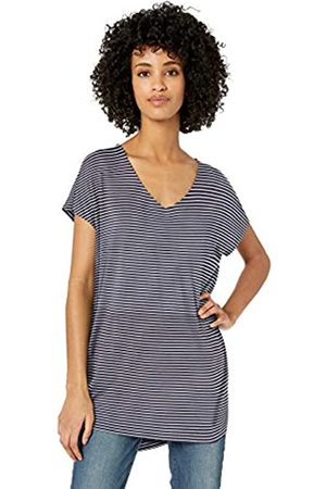 Daily Ritual Amazon Brand - Women's Jersey Dolman-Sleeve V-Neck Tunic
