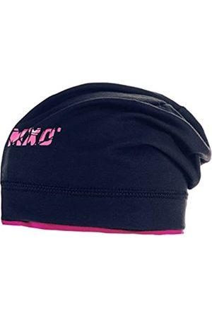 maximo Boy's Beanie, Middle, Jersey, einfarbig, Bügelmotiv mxo Hat