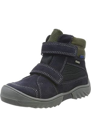 Richter Kinderschuhe Boys' Flick Snow Boots, (Atlantic/Birch 7201)