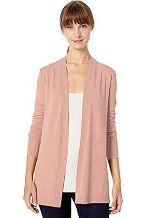 Lark & Ro Lightweight Long Sleeve Mid-Length Cardigan Sweater