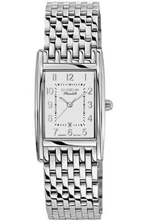 DUGENA Women's Premium Quartz Watch with Quartz Dial Analogue Display and Stainless Steel Bracelet