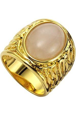 Zeeme 360070415V-1 Gold-Plated Brass Ring