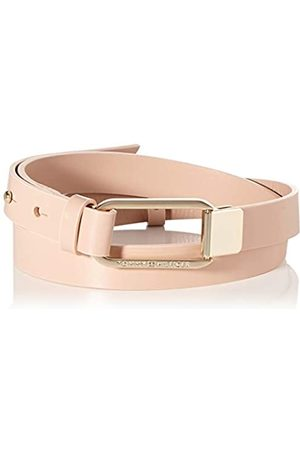 Tommy Hilfiger Women's Elevated Leather Belt 2.3