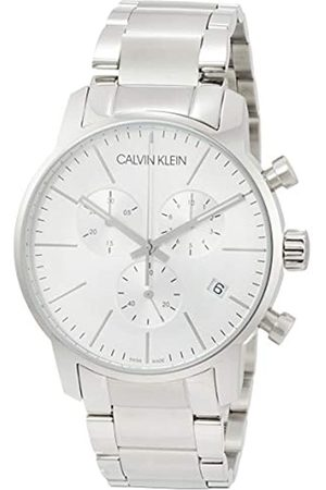 Calvin Klein Men's Quartz Watch with Chronograph Quartz Stainless Steel K2G27146