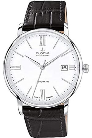 DUGENA Gents Watch XL Analogue Automatic Leather 7000194 Premium