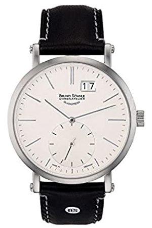 Soehnle Bruno Söhnle Men's Quartz Watch with Lago Analogue Quartz Leather 17 – 13095 Pump