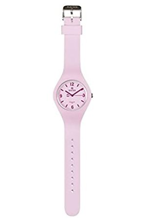 Racer Unisex Adult Quartz Analogue Watch with Leather Strap E400