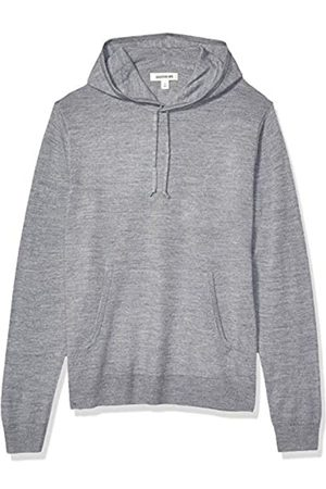 Goodthreads Merino Wool Pullover Hoodie Sweater Heather