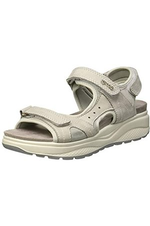 IGI&Co Women's DEZ 31684 Platform Sandals, (Perla 3168422)