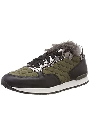 Pollini Women's Running Time Trainers, Grün (Military 85a)