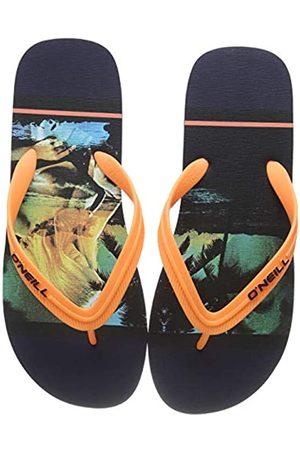 O'Neill Men's Fm Profile Graphic Sandalen Flip Flops, ( AOP 6900)