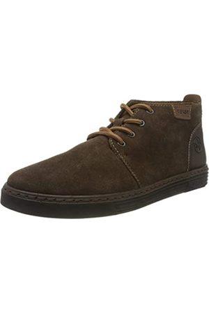 Rieker Men's Herbst/Winter Classic Boots, (Moro/Mogano/Kastanie 26)