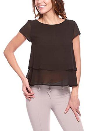 Solo Capri Women's Blusa doppiata Shirt