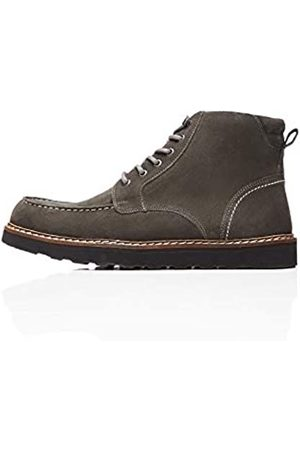 FIND Amazon Brand - Men's Classic Boots, (Charcoal)